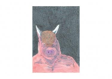 NightSwine - The Cloudhatched Beginning - Bono Mourits