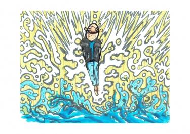 Levitation - The Cloudhatched Beginning - Bono Mourits
