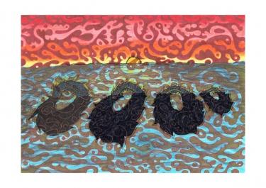 Sundown - The Cloudhatched Beginning - Bono Mourits
