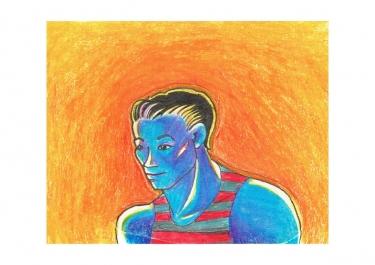 Blue - Twilight Zone - Bono Mourits