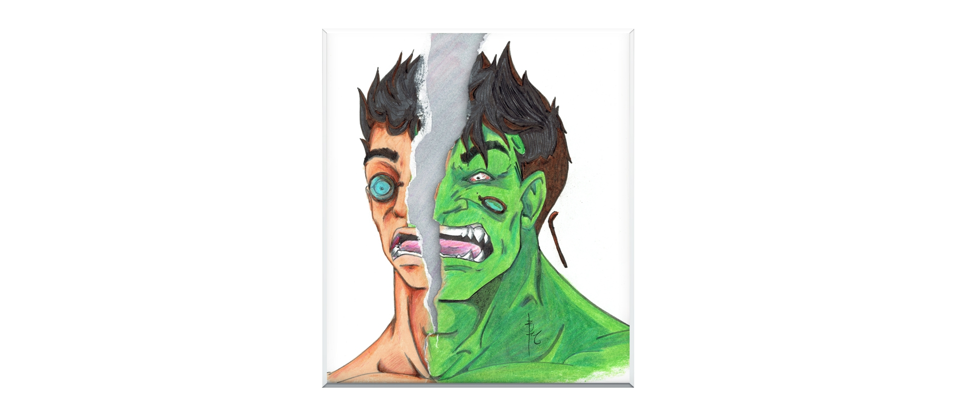Transformation - Twilight Zone - Bono Mourits