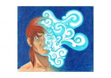 Cloudface II :18 - Twilight Zone - Bono Mourits