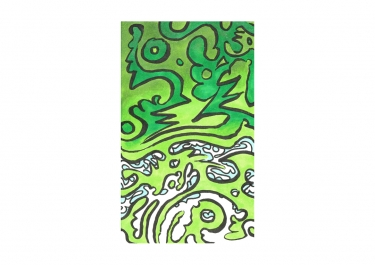 Green Nebula - Returning Home - Bono Mourits