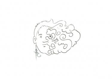 Basic Cloudface - Twilight Zone - Bono Mourits