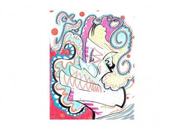 Pink Tiki - Returning Home - Bono Mourits