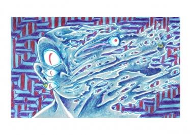 Reptillian Warp - Returning Home - Bono Mourits