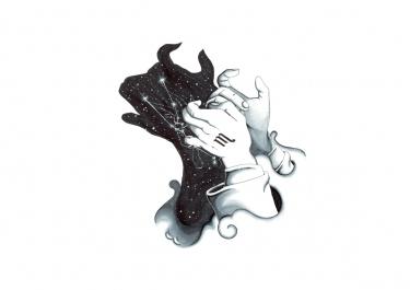 Aries Hand shadow - Twilight Zone - Bono Mourits