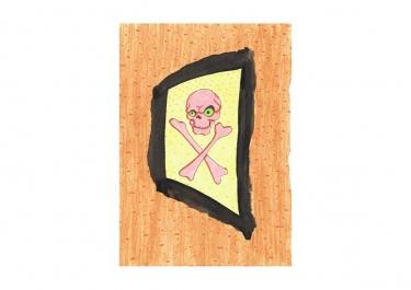 Pink Pirates - Twilight Zone - Bono Mourits