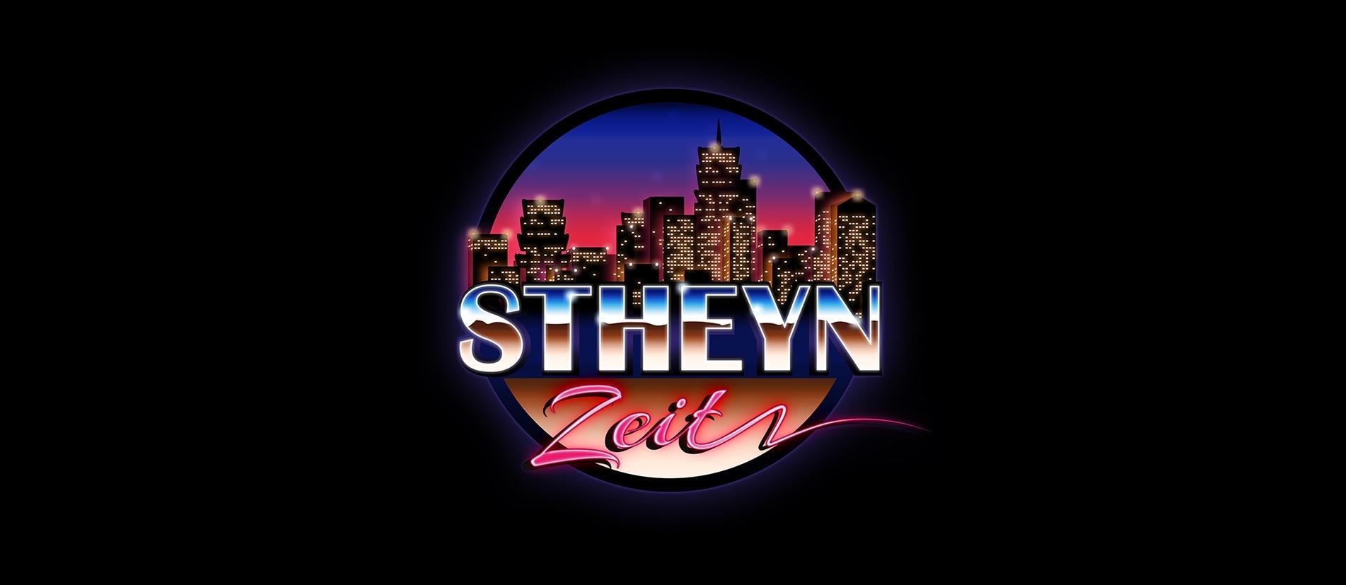 Stheyn Zeit Logo