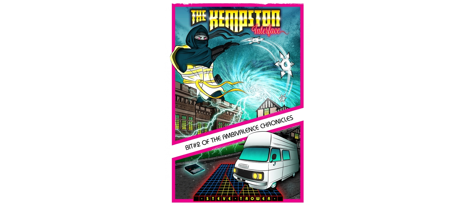 The Kempston Interface cover