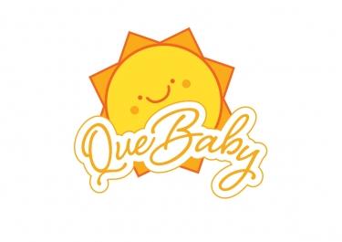 Que Baby Logo