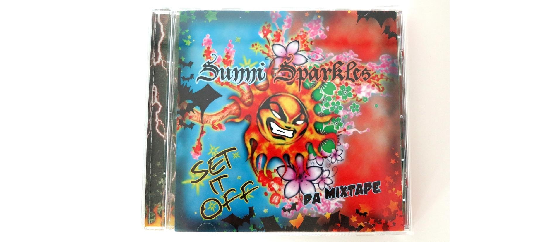 """Set It Off """"Da Mixtape"""" cover"""