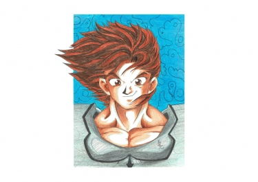 Manga Boy - The Cloudhatched Beginning - Bono Mourits