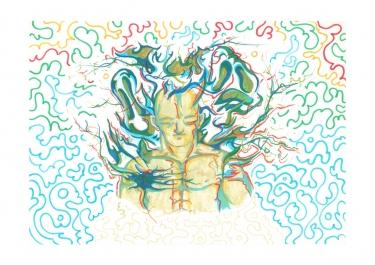 Chasing Demons original - The Cloudhatched Beginning - Bono Mourits