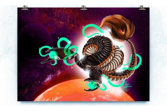 Scorpion Dragon Limited Edition